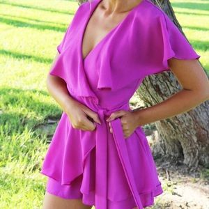 Other - Orchid Romper